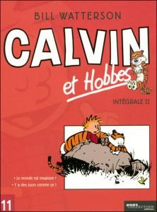 Calvin & Hobbes Intégrale n°11 sur www.fnac.com